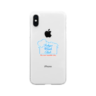 TWC クリアiPhoneケース Clear smartphone cases