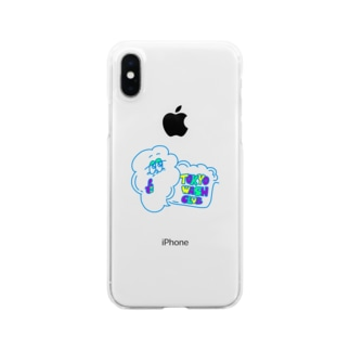 Mr.アワー クリアiPhoneケース Clear smartphone cases