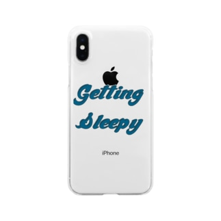 カラフルロゴ Clear smartphone cases