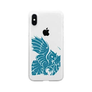 Owl Clear smartphone cases
