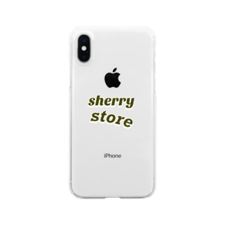 sheery store Clear smartphone cases
