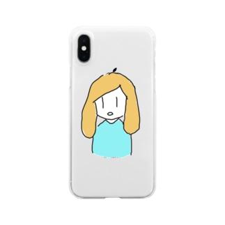 マイペース Clear smartphone cases