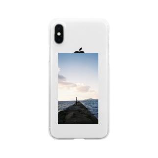 空海 Clear smartphone cases