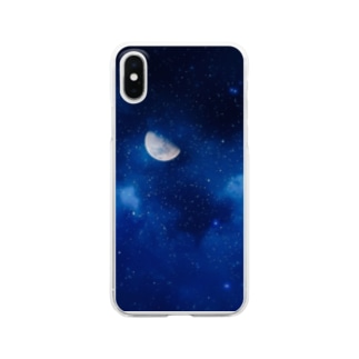 宇宙23 Clear smartphone cases