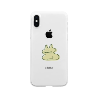 koubako-neko Clear smartphone cases