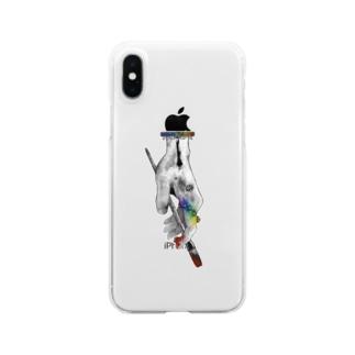 ladybug-ring Clear Smartphone Case