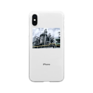 ally-works.01 Clear smartphone cases