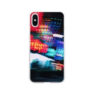 focus Clear smartphone cases