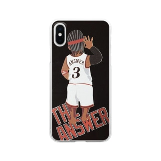 Answer Clear smartphone cases