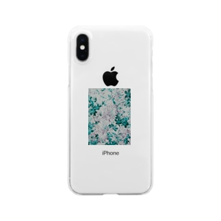 sticker series02 Clear smartphone cases