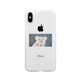 メレンゲ2 Clear smartphone cases
