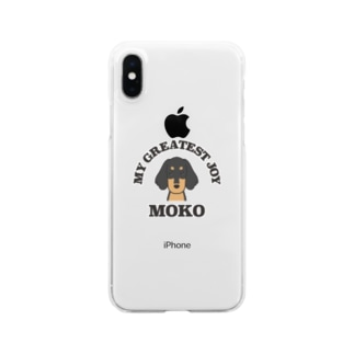 MOKO Clear smartphone cases