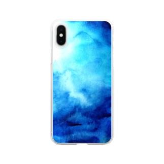 僕の夏 Clear smartphone cases
