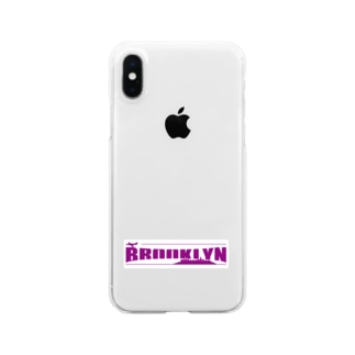 2021 BROOKLYN Clear smartphone cases