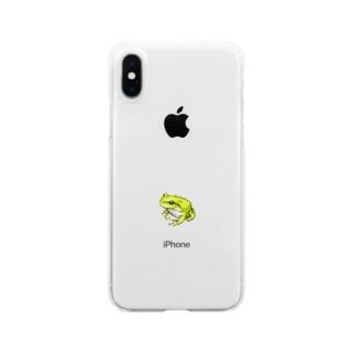 dot flog Clear smartphone cases