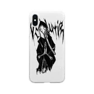 pollution Clear smartphone cases