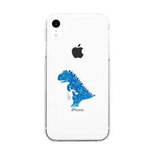黒いiPhone用ケース Clear smartphone cases