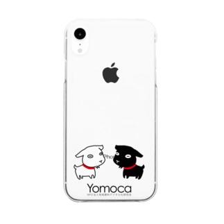 Yomoca (よもか) Clear smartphone cases