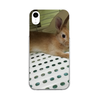 ℋaℛuℳa♝のマロン Clear smartphone cases