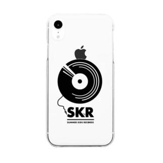 ろご Clear smartphone cases