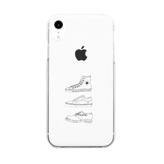 shoes Clear smartphone cases