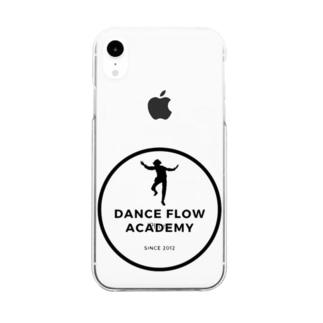 DFAラララケース Clear smartphone cases