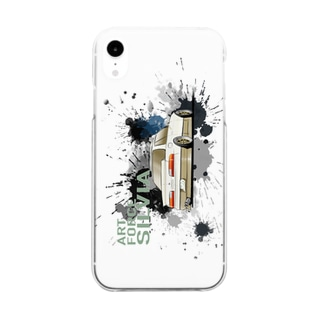 ART FORCE Clear smartphone cases