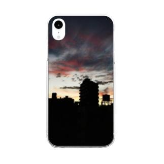 あさひ Clear smartphone cases