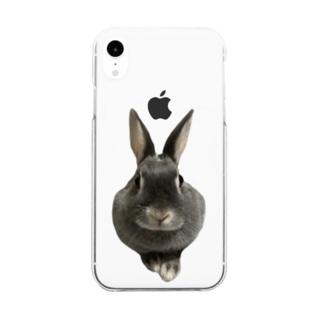 そら Clear smartphone cases