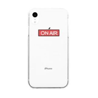 イラレからの脱却 Clear smartphone cases