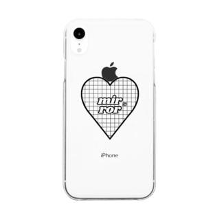 何かを好きと言える人がすきだ Clear smartphone cases