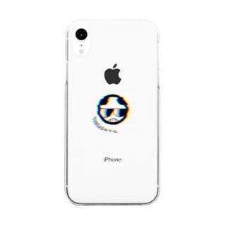 panda Clear smartphone cases