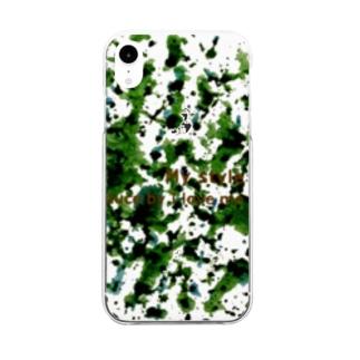 オータム(シャドー)◆ Clear smartphone cases