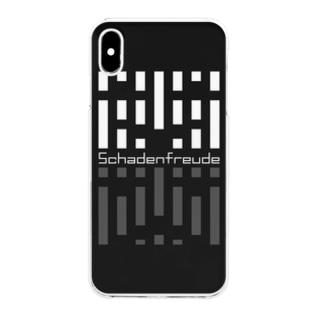 Schadenfreude Clear smartphone cases