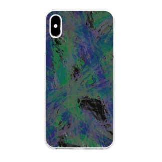 Munō Image coler GOODs Clear smartphone cases