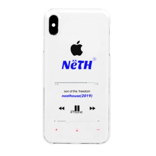 neethouse Clear smartphone cases