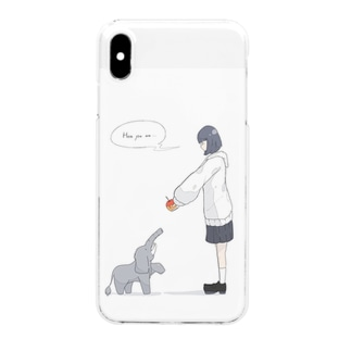 Here you are... Clear smartphone cases
