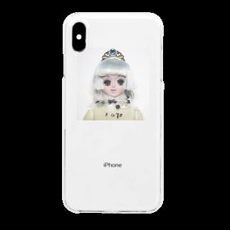 美容室モニ〜のりりか Clear smartphone cases
