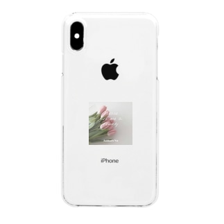 tulip 🌷 Clear smartphone cases