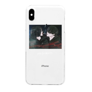 CigarKiSS Clear smartphone cases