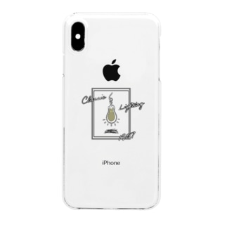 Classic Lighting Clear smartphone cases