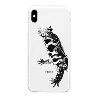 うずめ Clear smartphone cases