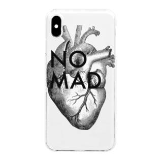 心臓 Clear smartphone cases