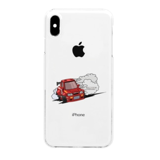 DRIFT_R31 Clear smartphone cases