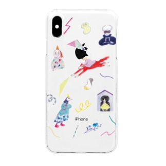 teleportphone Clear smartphone cases