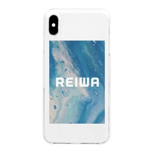 REIWA Clear smartphone cases