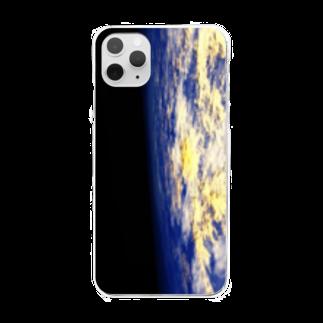 甕邨(ようそん)の惑星 Clear smartphone cases
