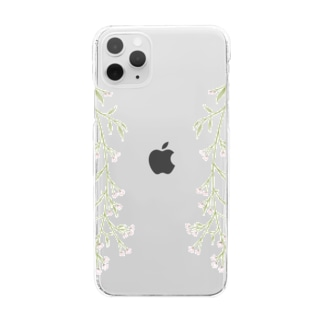innocence Clear smartphone cases