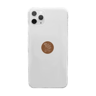 Bean to you Clear Smartphone Case