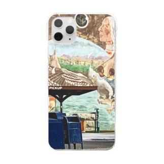 ヘレナ Clear smartphone cases